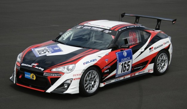 Toyota GT 86, Lexus LFA race cars get ready for the Nurburgring 24 Hours