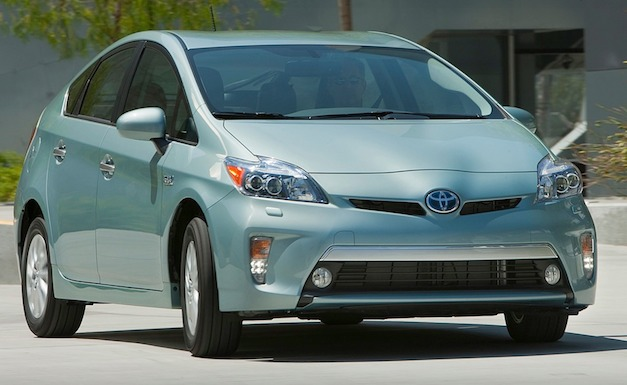 Toyota Prius Plug-in Hybrid sales top Chevy Volt and Nissan LEAF numbers