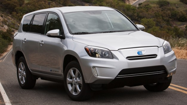 Toyota RAV4 EV price starts at $49,800, sales start late 2012
