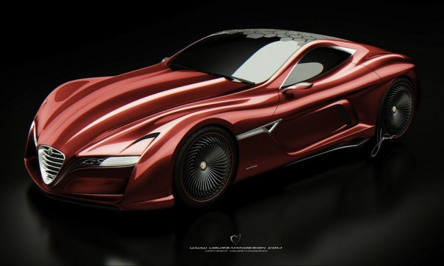 Report: Ugur Sahin looking for funding to produce Alfa Romeo C12 GTS Concept