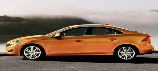 Volvo S60 Stretched