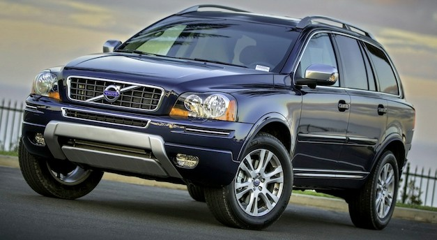 Report: Volvo to give XC90 platform to Geely for a new Chinese SUV