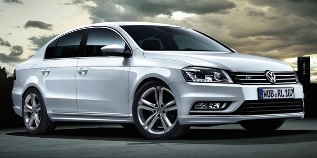 Volkswagen Passat R-Line Package released for Europe