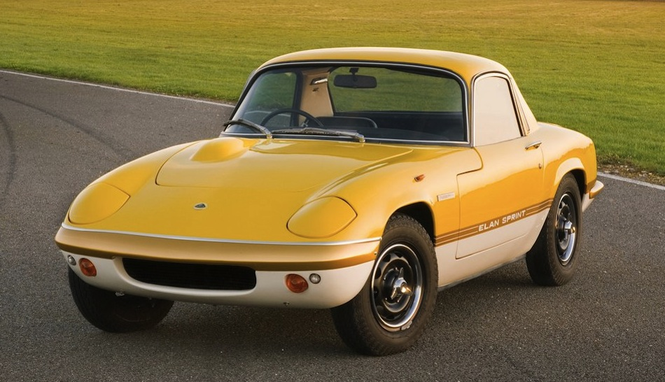 1962 Lotus Elan Main