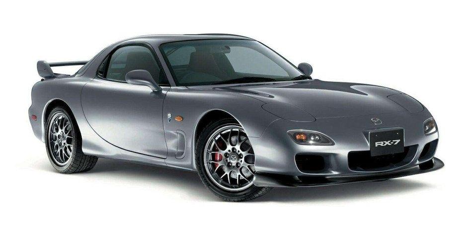1997 Mazda Rx7 Egmcartech