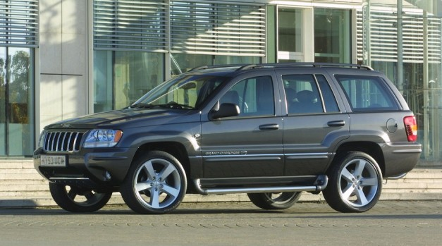 2003 Jeep Grand Cherokee 627x349 Report: NHTSA opens fuel tank investigation on 5.1 million Jeeps