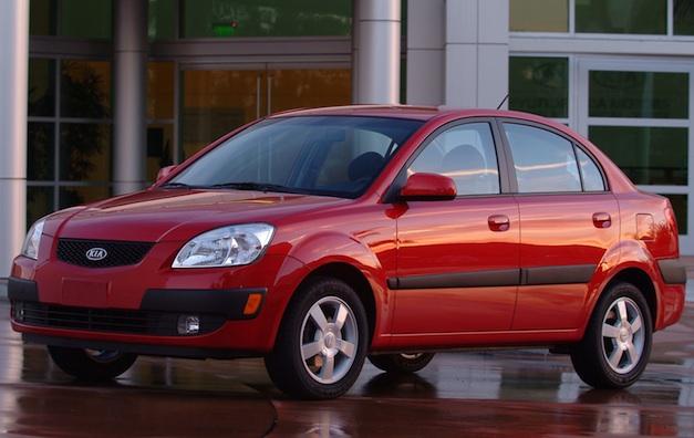 2006 Kia Rio Sedan