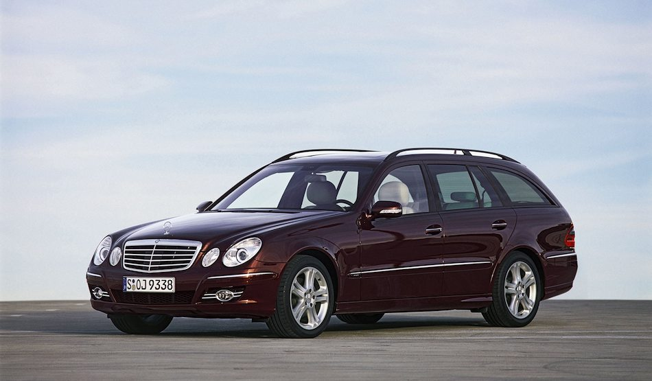 mercedes benz e class e station wagon pictures. Black Bedroom Furniture Sets. Home Design Ideas
