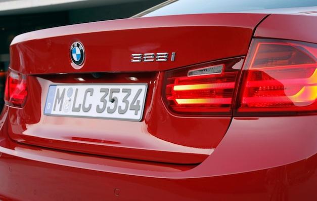 2012 BMW 328i