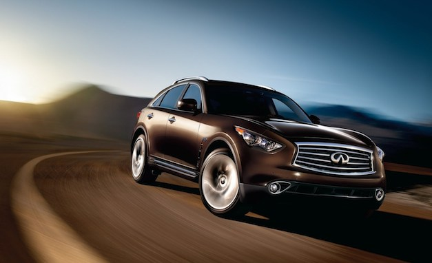 2012 Infiniti FX 2013 Infiniti EX and FX crossovers finally get 3.7L V6, G25 sees early death