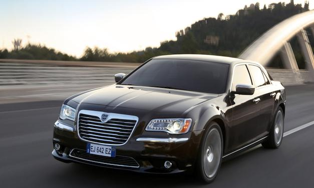 2012 Lancia Thema