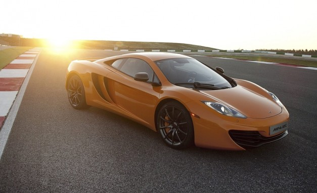 Report: Some details emerge surrounding McLaren's next model, the P13