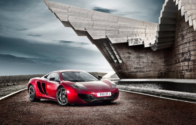 Report: McLaren to offer free power upgrades for current MP4-12C owners