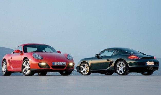2012 Porsche Cayman Report: New Porsche Cayman slated for 2012 Los Angeles Auto Show debut
