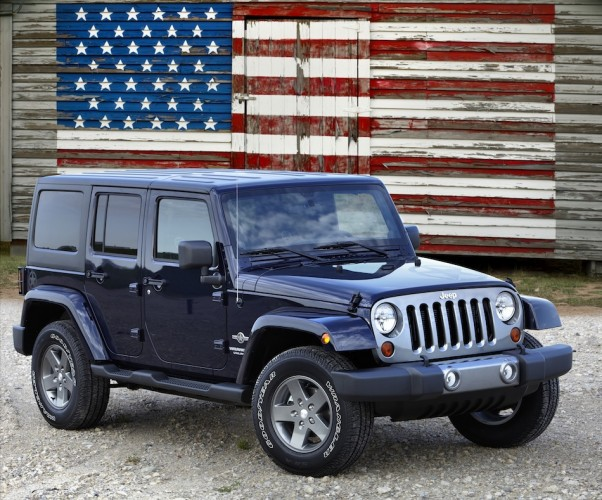 Report: Jeep Wrangler to get an auto-retractable hardtop
