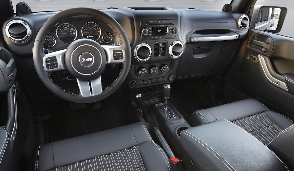 2012 jeep wrangler unlimited freedom edition interior - 2012 jeep wrangler unlimited interior ...