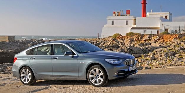 Report BMWs Series GT Gets Some Minor Tweaks For EgmCarTech - 2013 bmw gt