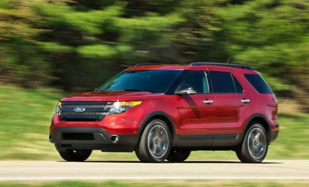 2013 Ford Explorer Sport 627x380 Report: 2013 Ford Explorer Sport priced at $41,545