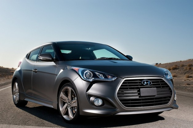 Report: Hotter Hyundai Veloster Turbo a la R-Spec could be coming