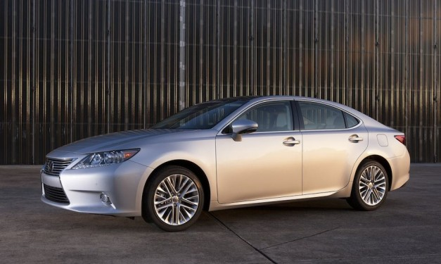 Report: Lexus may produce next ES in North America
