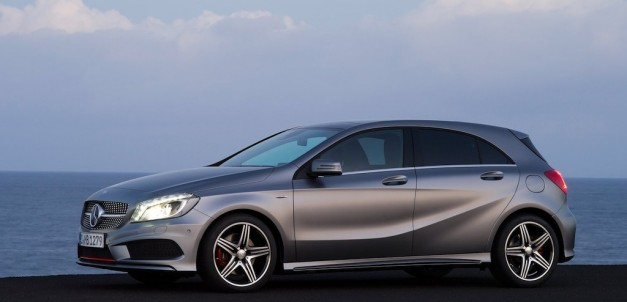 Report: Mercedes-Benz confirms A-Class based compact crossover to duke it out with BMW X1