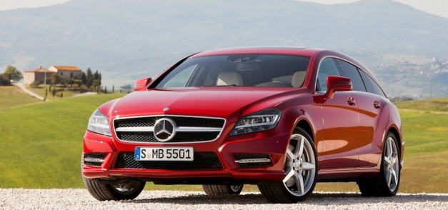 Mercedes-Benz ups the ante with its CLS Shooting Brake in Europe