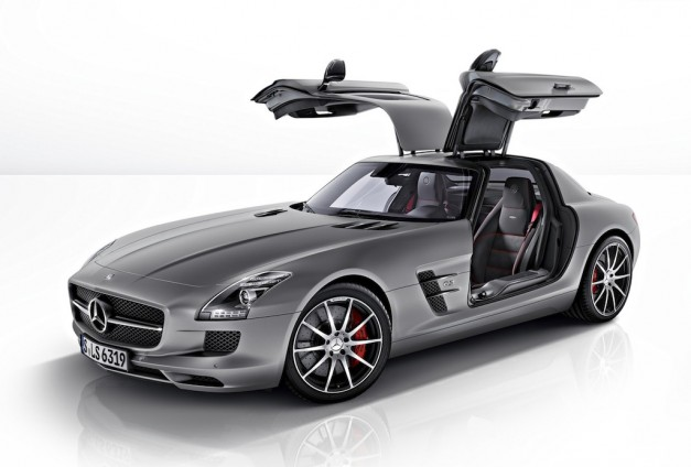 2013 Mercedes Benz SLS AMG GT Coupe 627x424 Mercedes Benz updates SLS AMG to make the 2013 SLS AMG GT