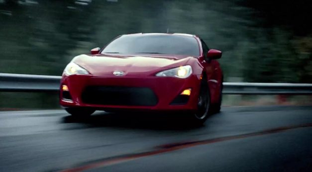 2013 Scion FR S First TV Ad Video: 2013 Scion FR S gets its first ever TV ad spot