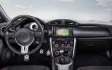 2013 Toyota GT86 Dashboard