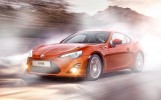 2013 Toyota GT86 Front 3/4 Left In Motion