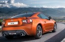 2013 Toyota GT86 Rear 3/4 Right