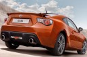 2013 Toyota GT86 Rear 7/8 Right
