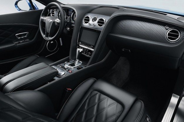 2013 Bentley Continental GT Speed Interior