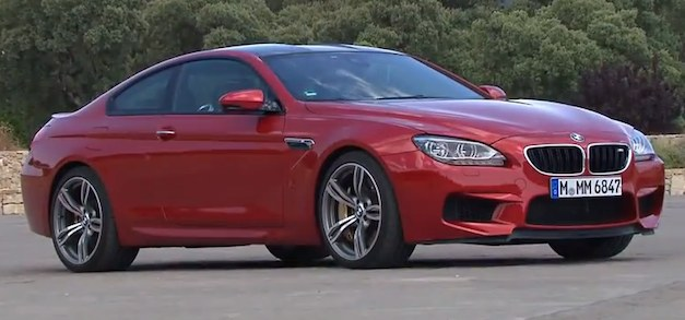 Video: Spend a little of your Sunday evening with the 2013 BMW M6