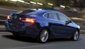 2013 Buick Verano Turbo Rear 7/8 View