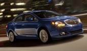 2013 Buick Verano Turbo Front 7/8 View