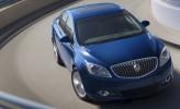 2013 Buick Verano Turbo Front 3/4 Angle Shot