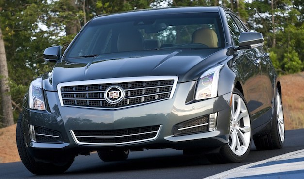 More pictures of the 2013 Cadillac ATS