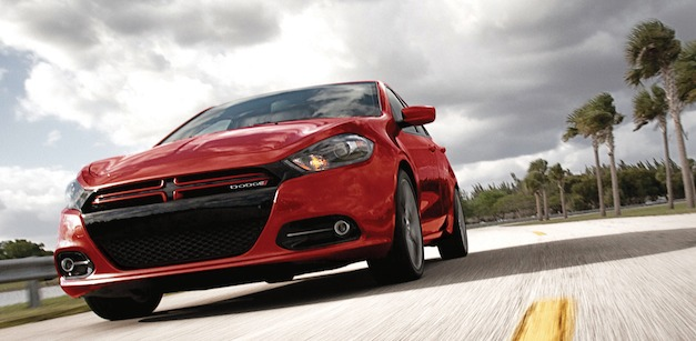 Dodge Dart dealer allocation will based on Caliber sales