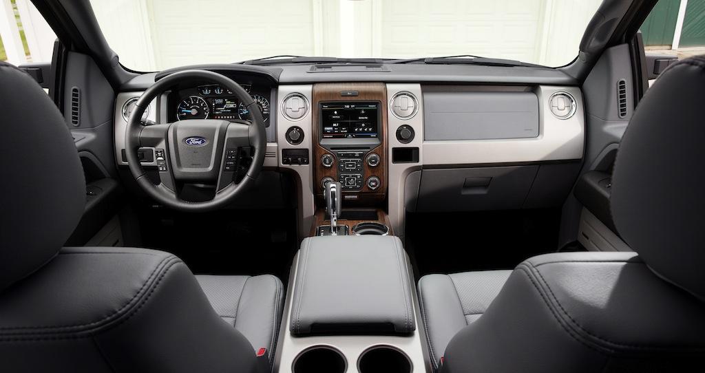 2013 Ford F 150 Lariat Interior Egmcartech
