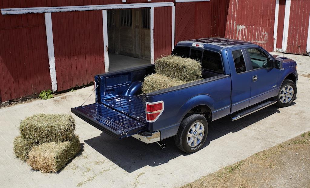 2013 ford f 150 xlt truck bed egmcartech. Black Bedroom Furniture Sets. Home Design Ideas