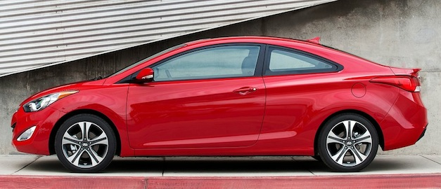 2013 Hyundai Elantra Coupe price starts at $17,445