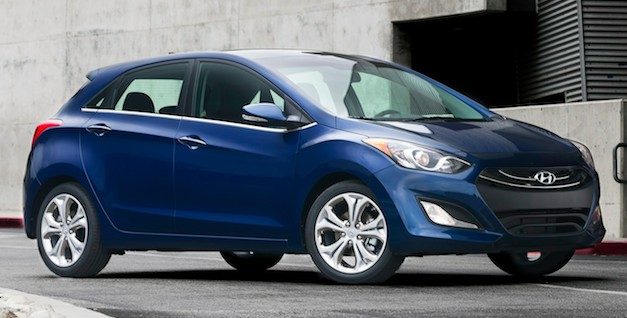2013 Hyundai Elantra GT price starts at $18,395
