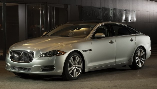 2013 Jaguar XJ gets 335-hp supercharged V6
