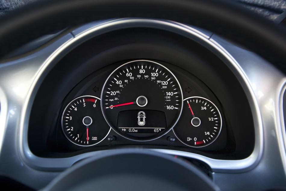 2013 Volkswagen Beetle TDI Diesel Speedometer - egmCarTech ...
