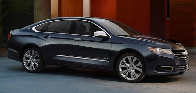 Welcome To Teton Motors 2014 Chevrolet Impala Features