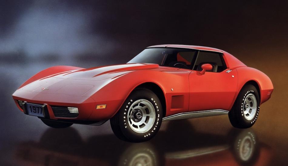 1977 Chevrolet Corvette  EgmCarTech EgmCarTech1977
