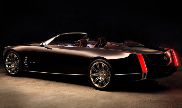 Report: Cadillac axes super ultraluxury flagship based on the Ciel Concept, BMW 7-Series fighter still on track