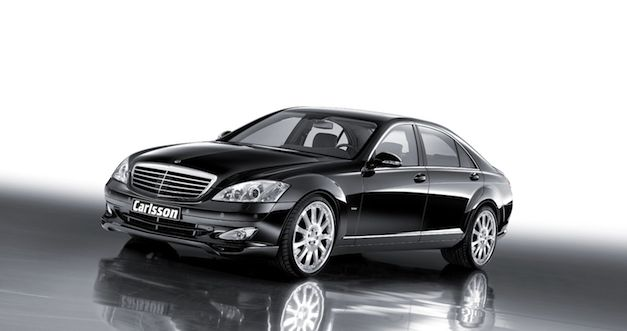 Report: Chinese dealer group buys 70% of German tuner Carlsson - egmCarTech