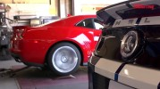 Edmunds InsideLine Dyno Testing 2013 Muscle Cars